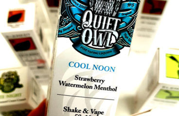 Cool Noon Quiet Owl E-Liquid!!
