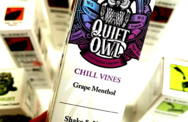 Chill Vines Quiet Owl E-Liquid!!