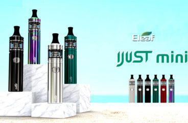 Eleaf iJUST mini!!
