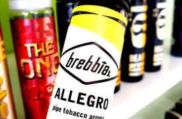 Brebbia Allegro by Officine Svapo!!