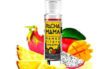 Pacha Mama Mango Pitaya Pineapple by Charlie's Chalk Dust!!