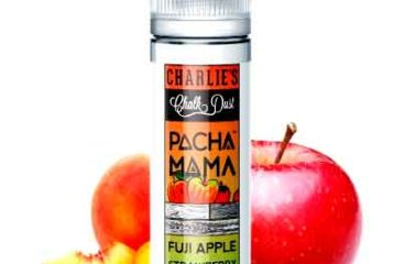 Pacha Mama Fuji Apple Strawberry Nectarine by Charlie's Chalk Dust!!