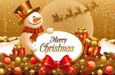 Auguri di Buon Natale 🎄