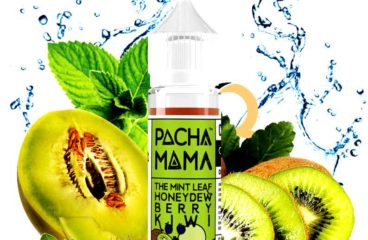 Pacha Mama Mint Leaf Honey Dew Berry Kiwi by Charlie's Chalk Dust!!