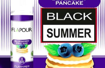 Blueberry Pancake by Flapour!!
