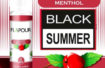 Cherry Menthol by Flapour!!