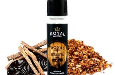 Tobacco Riserva by Royal Blend!
